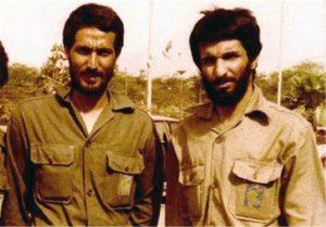 شهید شهادت سردار ستار ابراهیمی