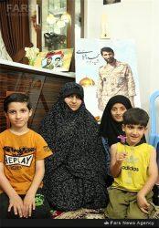خان طومان شهید محمد بلباسی مدافع حرم شهادت شهدا