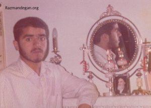 رزمنده و آینه و امام خمینی منتشر شده توسط موسسه ثبت و نشر آثار رزمندگان