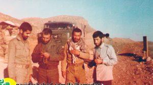 سردار شهید ستار ابراهیمی عملیات جبهه شهادت