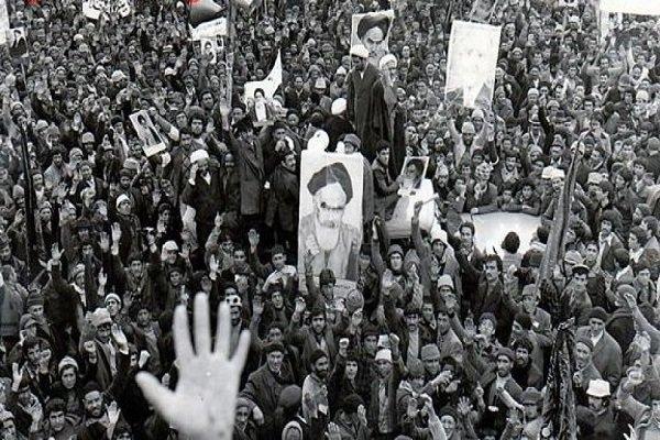 انقلاب اسلامی متشکل از تمام اقشار جامعه