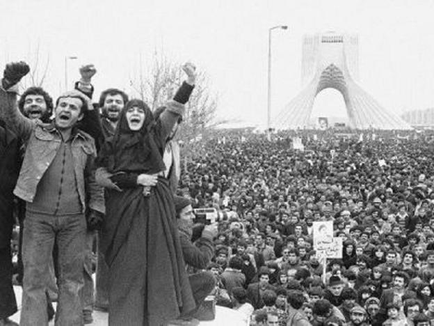 مردم پایه های انقلاب اسلامی