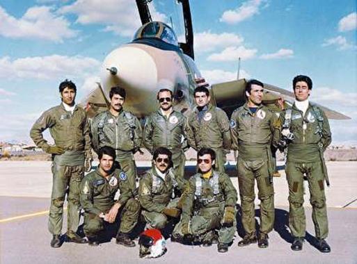 دلاور مردان ایران زمین حاضر در عملیات اچ 3