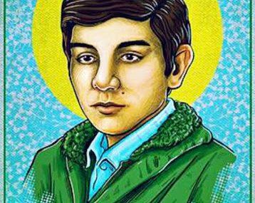 دانشآموز شهید مهرداد عزیزاللهی ؛ مهندس مین