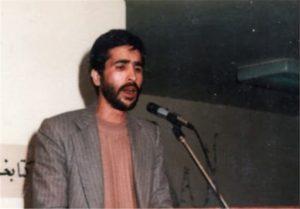 شهید غلامعلی رجبی شهادت مداحی
