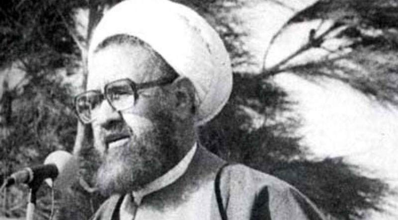 شهید مرتضی مطهری عالم برجسته