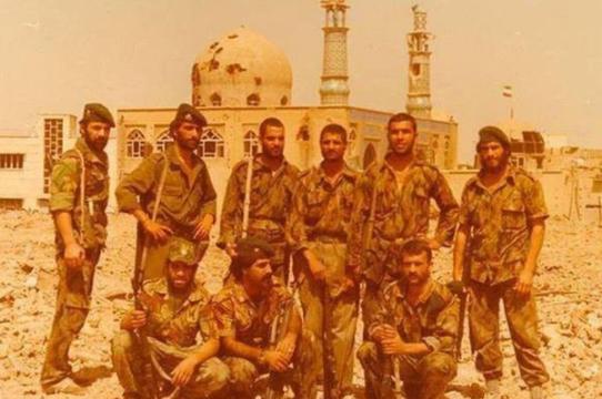 لشکر 92 زرهی اهواز در دفاع مقدس