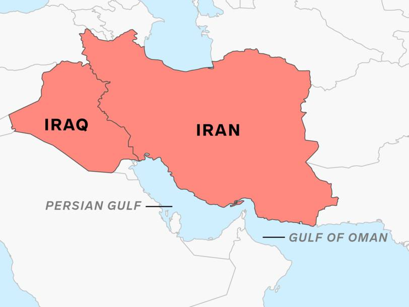 روابط ایران و عراق – از جنگ تحمیلی تا پیاده روی اربعین