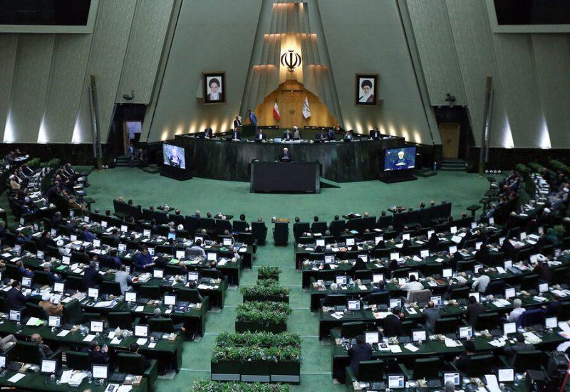 مجلس شورای اسلامی در سلسله مراتب حکومتی در ایران توسط رزمندگان