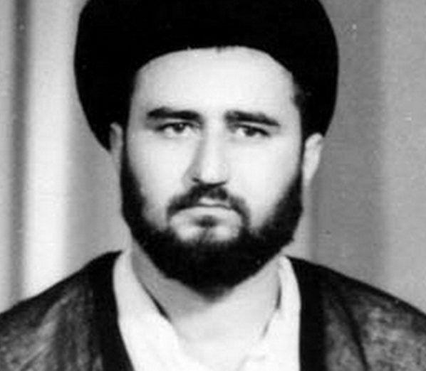 شهید آیت الله حاج سید مصطفی خمینی