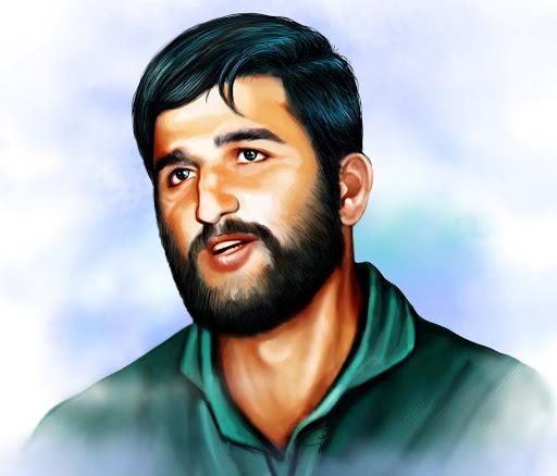 شهید علی اکبر شیرودی