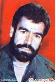 شهید حسین ساعدی