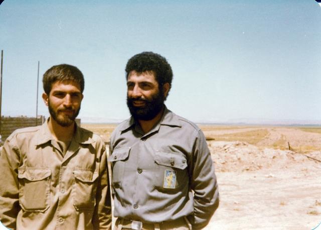 شهید یدالله کلهر - جبهه های جنگ