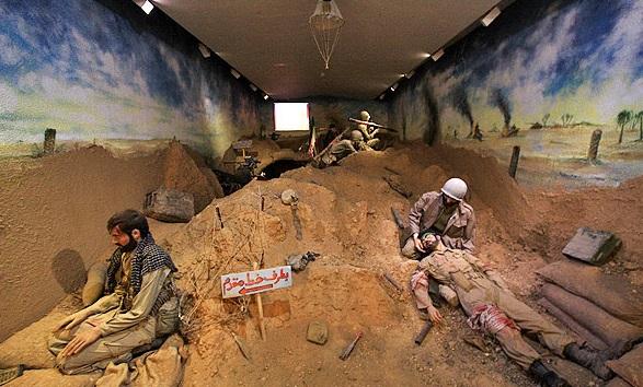 شکل گیری موزه جهت ترویج فرهنگ دفاع مقدس